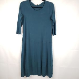 Eileen Fisher womens dress Stretch size XS